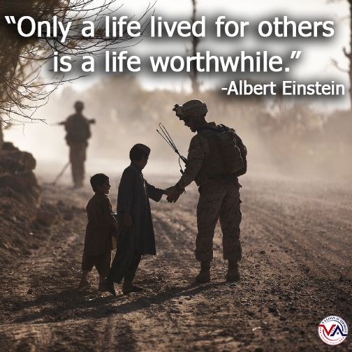 Greatest Military Quotes Of All Time: June 4: Gratitude For Our Armed Forces