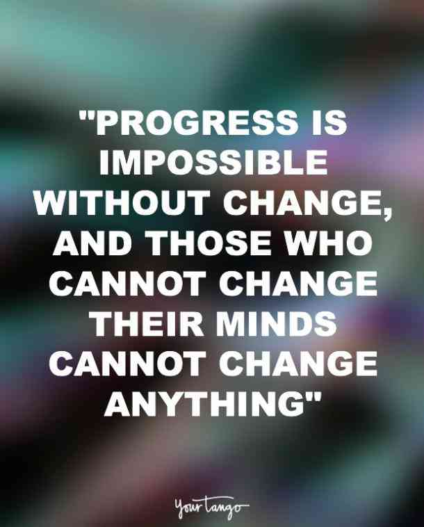 Quotes About Change: August 9: People Can Change